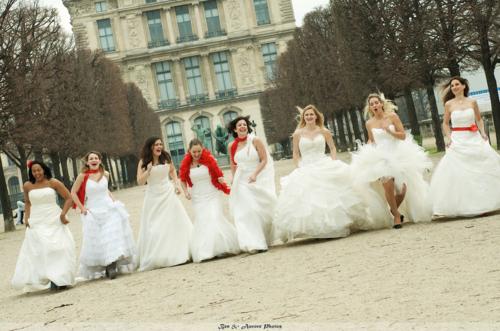 Bridal Session : Entre copines