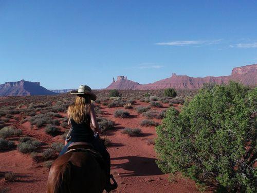 Voyage de noce part 7 : le poney dans tous ses états