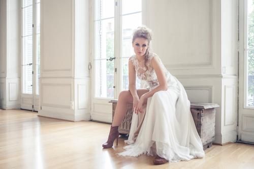 Créateurs de robes de mariée à Bordeaux : Collection Mary Viloteau 2013