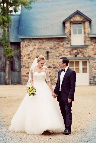 Mariage Thème Jaune : Gwen & Caroline