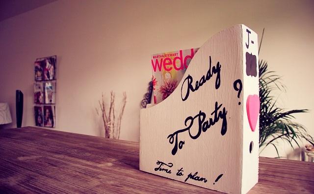Cadeau pour la mariée : Une box pour organiser son mariage