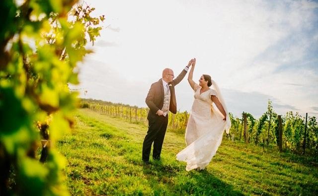 Reportage Mariage {Camille & Damien} Décoration sur le thème du vin