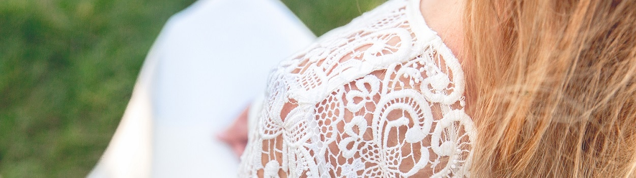 vérifier robe de mariée