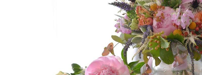 {Inspiration} Un bouquet de mariée pour juillet