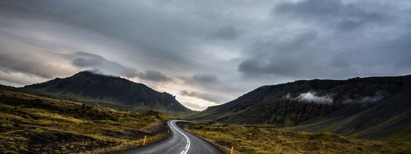 Voyage en Islande étape 3 : Snaeffellsjokull & Guesthouse Hof