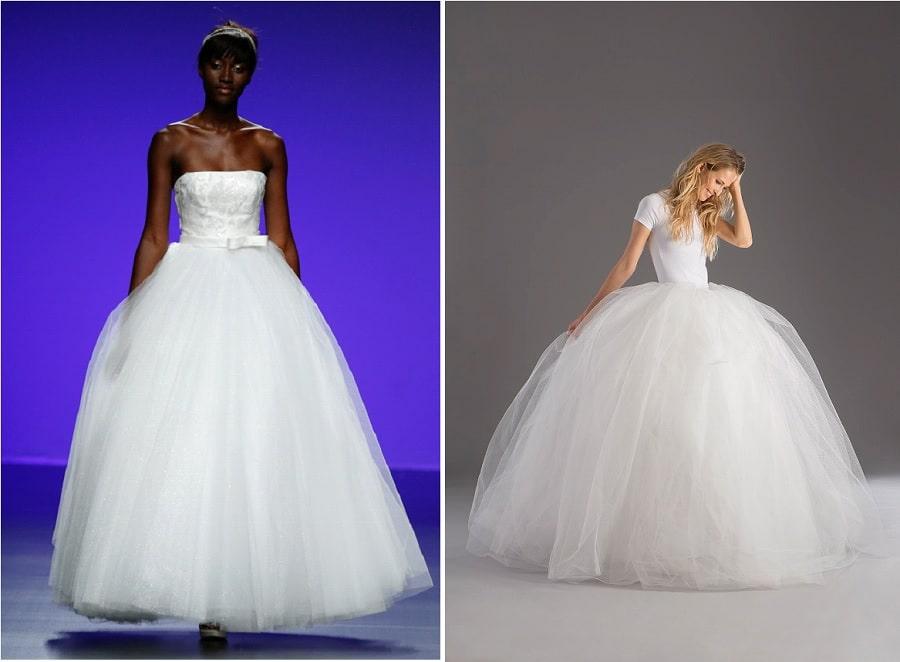 robe de mariée princesse 2016