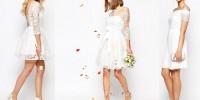 {Shopping} 15 robes courtes en dentelle parfaites pour la mairie