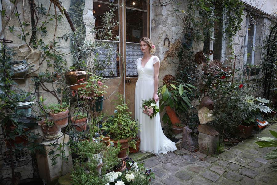 robe de mariée Elsa Gary Zelie