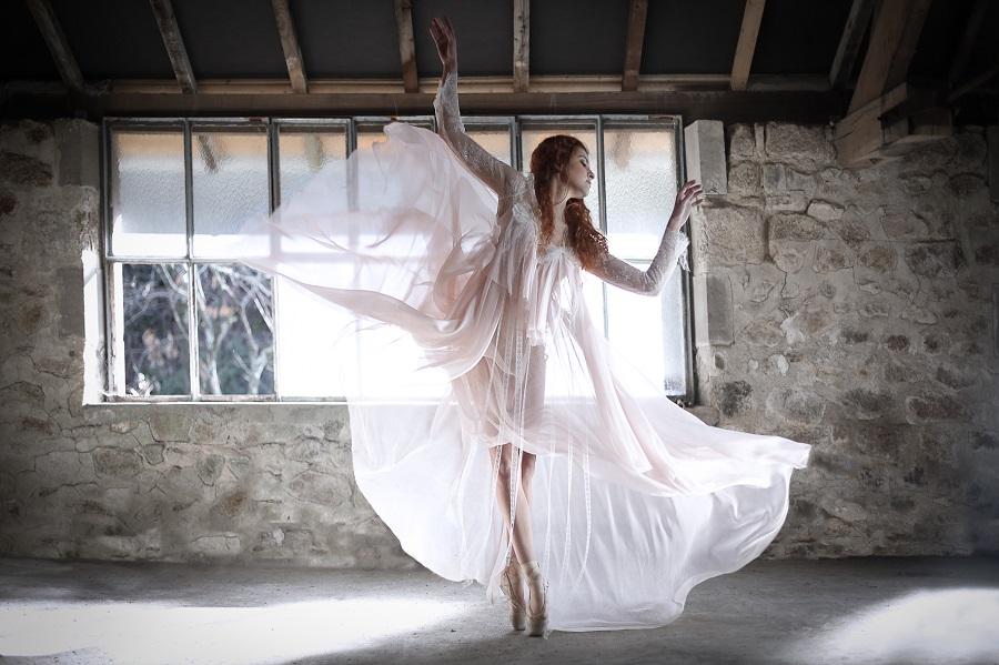robe de mariée sur mesure créatrice française