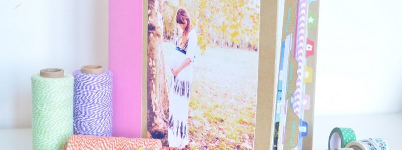 DIY : mon journal de grossesse