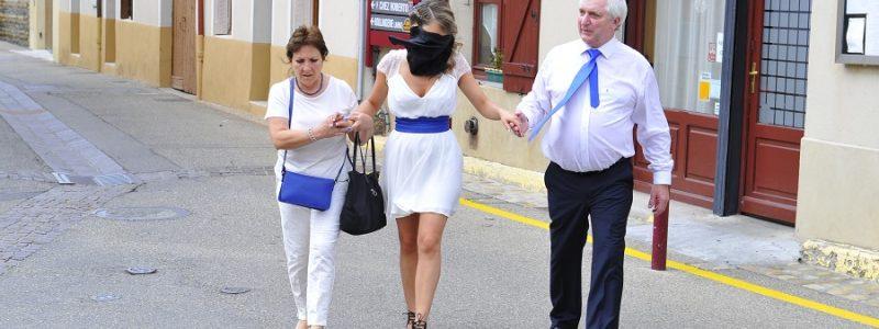 {Alison & Alban} Un mariage surprise pour Madame
