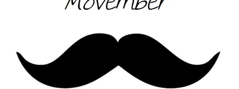 Movember, mon coeur