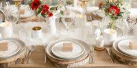 Ma table de Noël chez Maisons du monde