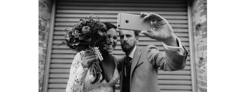 Sharypic, l'application qui va faire vivre vos photos de mariage