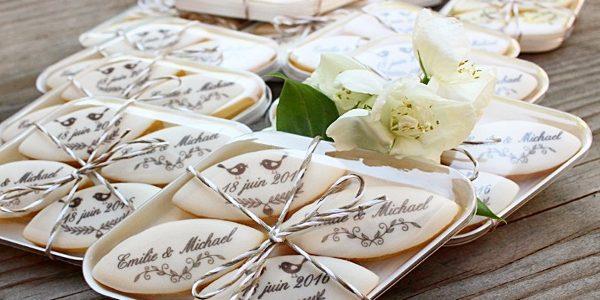 Déclaration Gourmande – Cadeaux d'invités gourmands & personnalisés