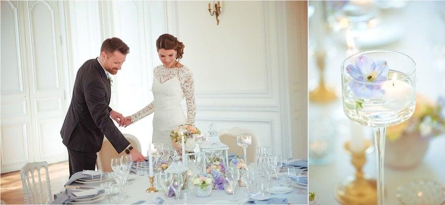 idée décoration mariage romantique