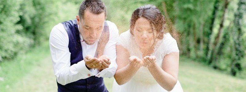 mariage cuivré