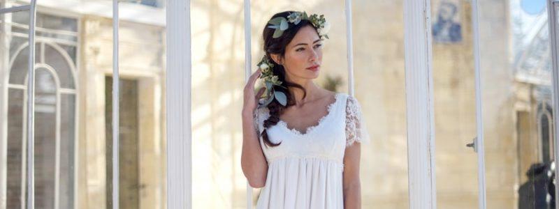 Robes de mariée : 5 tendances pour 2018