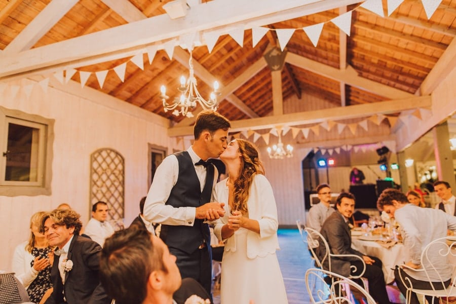 couple mariage chic champêtre