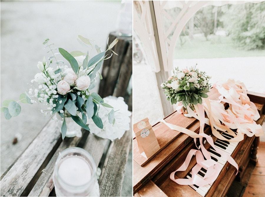 idées déco mariage champêtre chic
