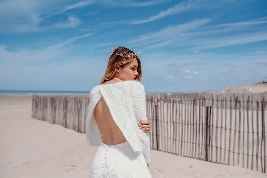 calendrier de l'avent robe de mariée