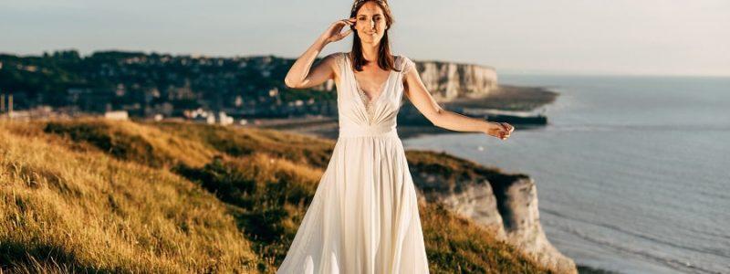Robes de mariée 2018 : 10 modèles avec des mini-manches