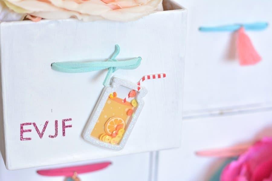 DIY mariage calendrier avent blog