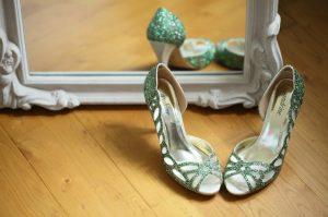 sandales mariée