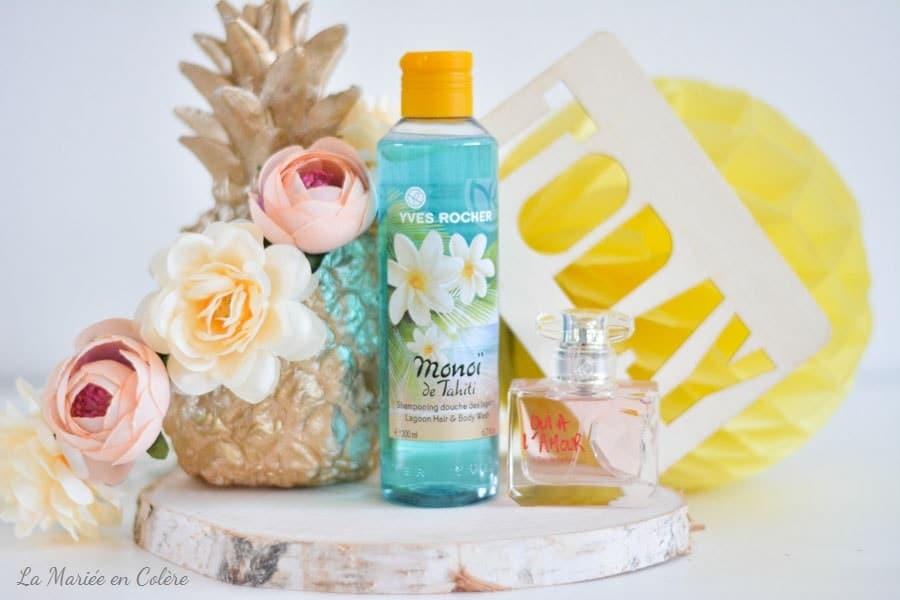blog beauté mariée produits