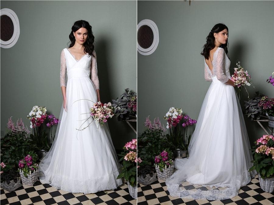 créatrice robe de mariée made in france
