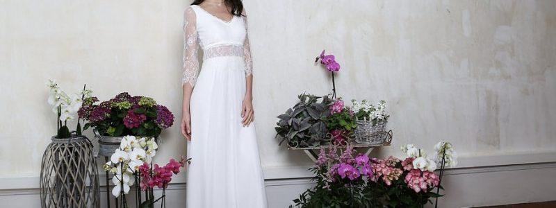 Elsa Gary 2019 : le raffinement de la robe de mariée Française
