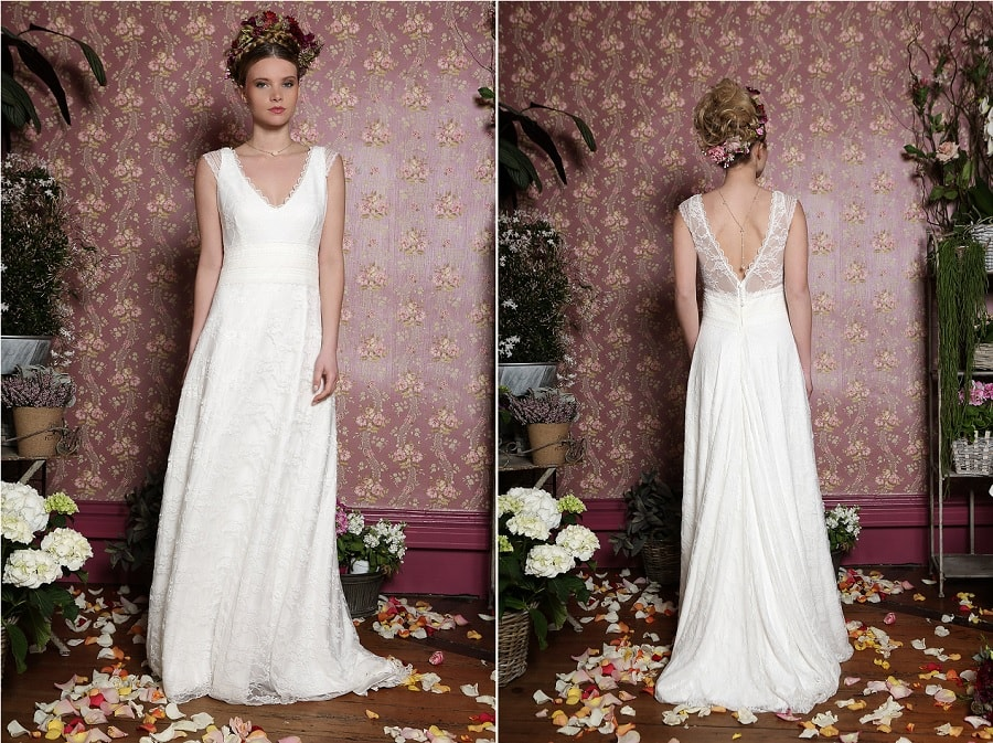robe de mariée france