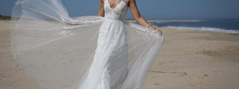 Robes de mariée : mes 12 modèles coup de coeur chez Marie Laporte 2019