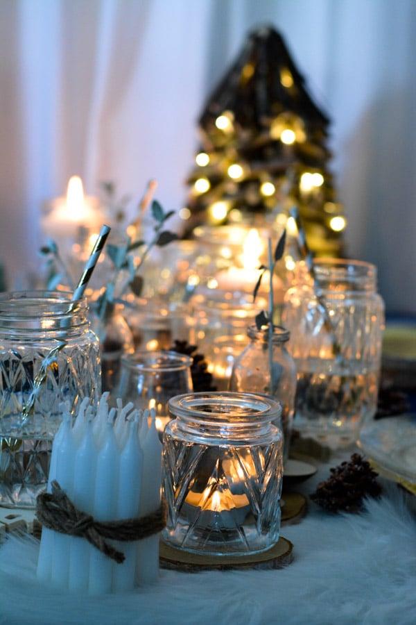 30 idée décoration table noel