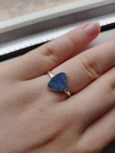 bague opale amérique