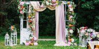 Déco de mariage : 20 arches canons pour votre cérémonie laïque