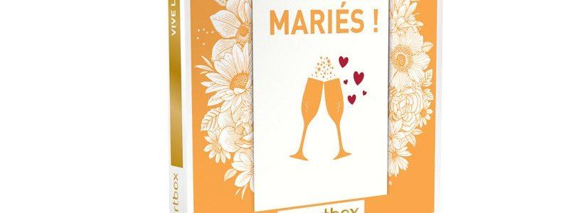 {Concours} Smartbox : le cadeau à se faire pendant ses préparatifs mariage
