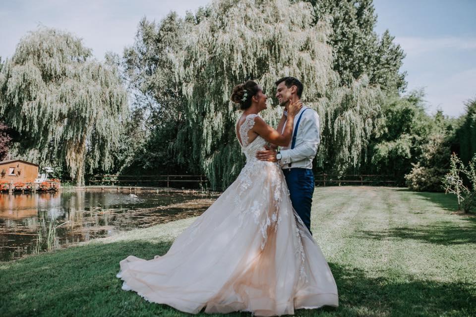 robe de mariée créatrice