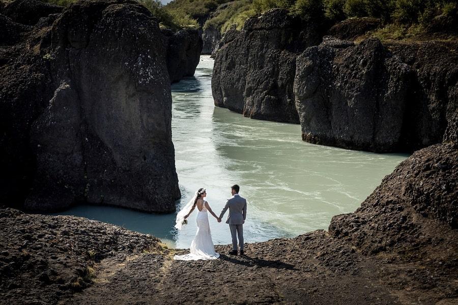 elopement islande