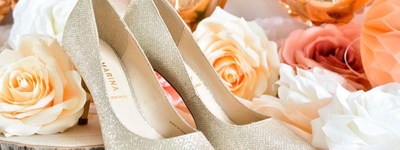 {Concours} San Marina vous offre vos chaussures de mariée !