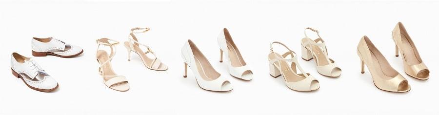 san marina chaussures mariée