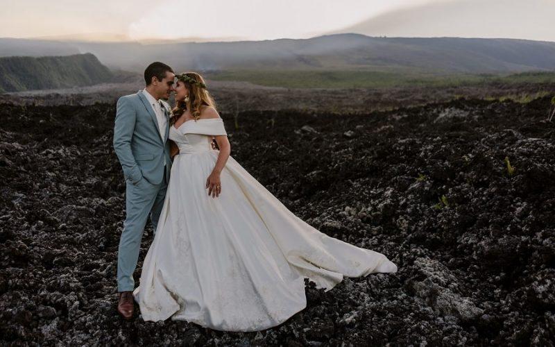 Mariage végétal & pastel : Gwenaëlle & Dany