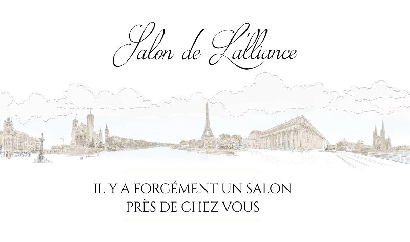 Le Salon de l'Alliance version VIP spécial mariages 2021 !